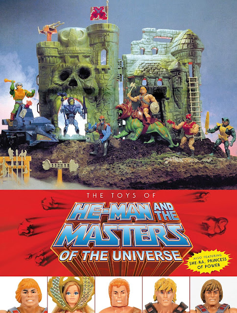 The Toys of He-Man and the Masters of the Universe libro