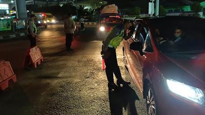 H-2 Lebaran, Polda Banten Perketat Penyekatan arus Mudik di Pelabuhan Merak