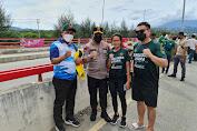 Kapolda Panca ke Papua untuk Bangkitkan Semangat Atlet Sumut di PON XX