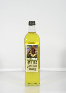 Aceite virgen de girasol, rico en vitamina K