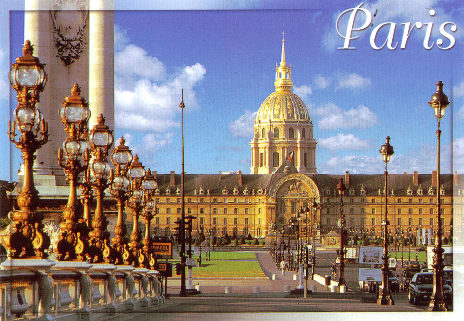 Hotel Foyer Le Pont Paris : World come to my home  france �le de