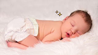 Penyebab Bayi Tidur Gelisah di Malam Hari dan Cara Mengatasinya