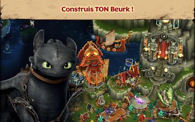 Télécharger Dragons : L'Envol de Beurk MOD