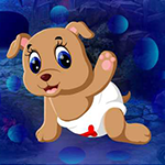 Games4King - G4K Baby Dog Escape