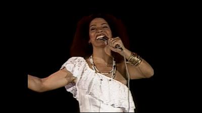 """A cantora Clara Nunes, retratada no documentário """"Clara Estrela"""" (Foto: Divulgação/Curta!)"""