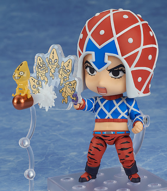 Figuras: Nendoroid Guido Mista de JoJo's Bizarre Adventure: Golden Wind - Medicos