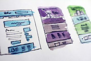 Web Design Plan Thumbnails