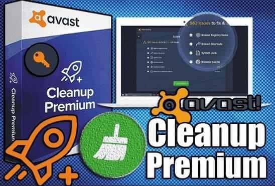 تحميل وتفعيل برنامج Avast Cleanup Premium عملاق صيانة وتسريع جهاز الكمبيوتر اخر اصدار