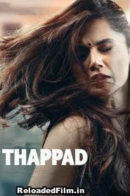 Thappad (2020) Full Movie Download 1080p 480p 720p HD