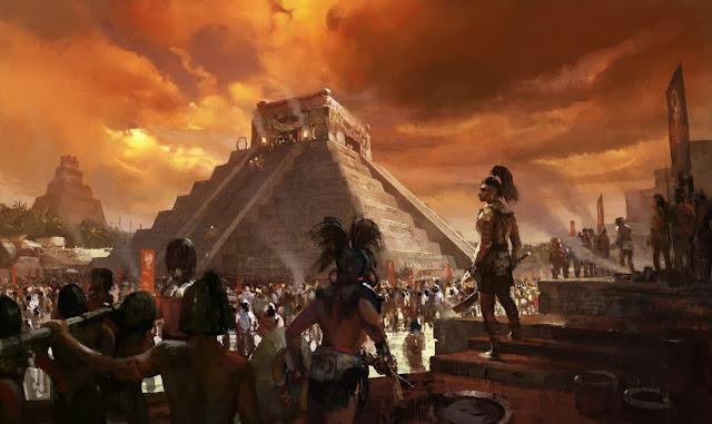 The Ilopango volcanic eruption that shocked the Maya's civilization 1590 years ago
