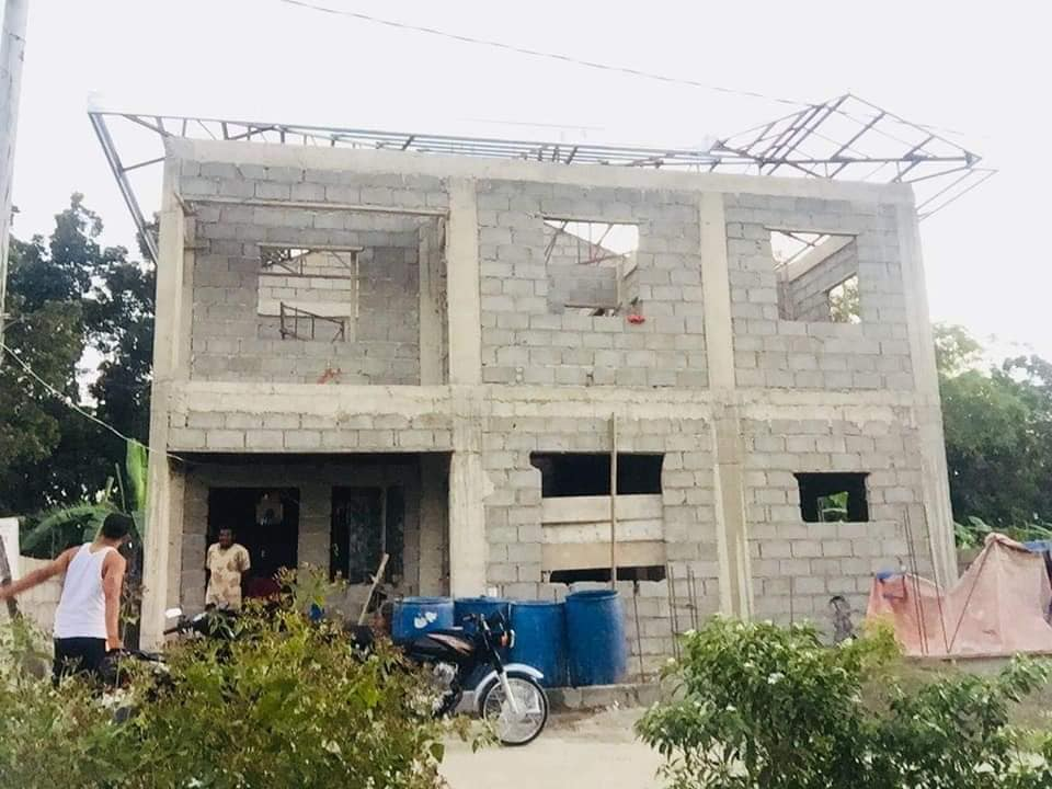 Couple shares inspiring photos of house they built after 3 years as OFWs