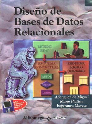diseño de bases de datos relacionales – mario piattini | freelibros