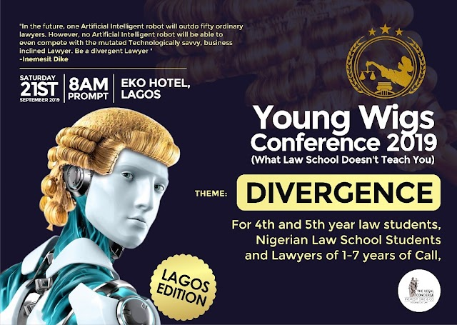 THE YOUNG WIGS CONFERENCE 2019