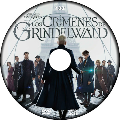 Animales fantásticos - Los Crímenes de Grindelwald - [2018]
