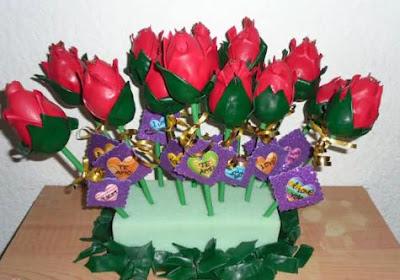 Las Manualidades Que Necesitas Lindas Flores Hechas Con Huevos
