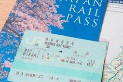MANFAAT, CARA MENGGUNAKAN DAN MASA BERLAKUNYA JAPAN RAIL PASS (JR PASS)