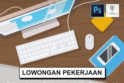 Lowongan Kerja Design Grafis Prima Digital Printing Tasikmalaya