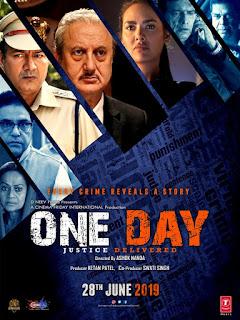 One Day: Justice Delivered First Look Poster 4