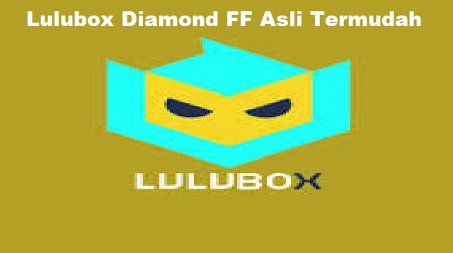 Lulubox Diamond FF Asli