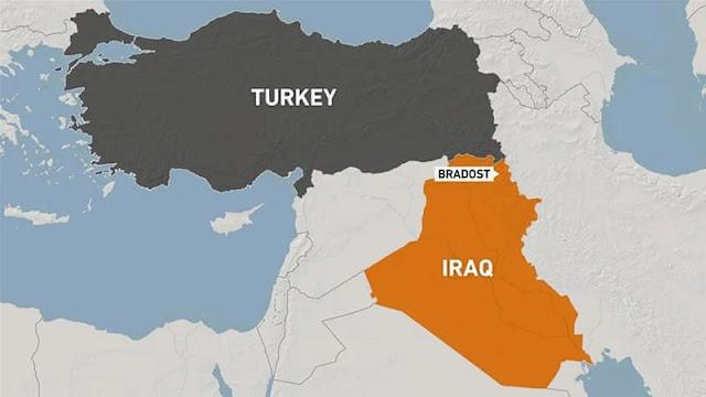 Το Ιράκ έκλεισε τα σύνορα σε όλους τους Tούρκους πολίτες!