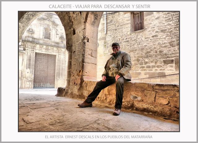 CALACEITE -MATARRAÑA-VIAJAR-MATARRANYA-PUEBLOS-TERUEL-SENTIR-FOTOS-ARTISTA-ERNEST DESCALS-