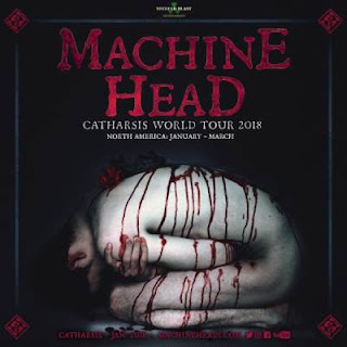 Machine Head - Catharsis tour