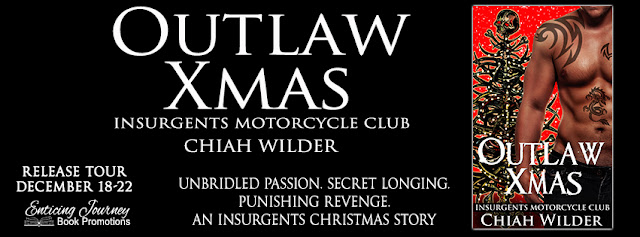 Release Tour Giveaway Outlaw Xmas By Chiah Wilder Millsylovesbooks