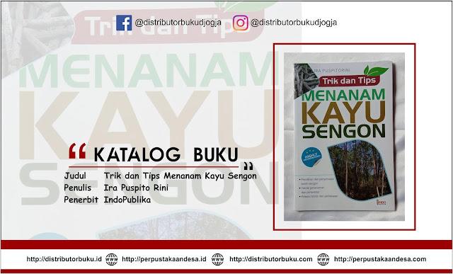 Trik dan Tips Menanam Kayu Sengon