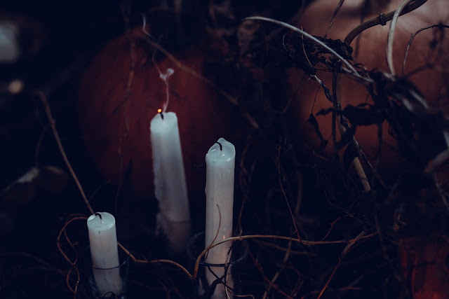 Candle magick/low magick