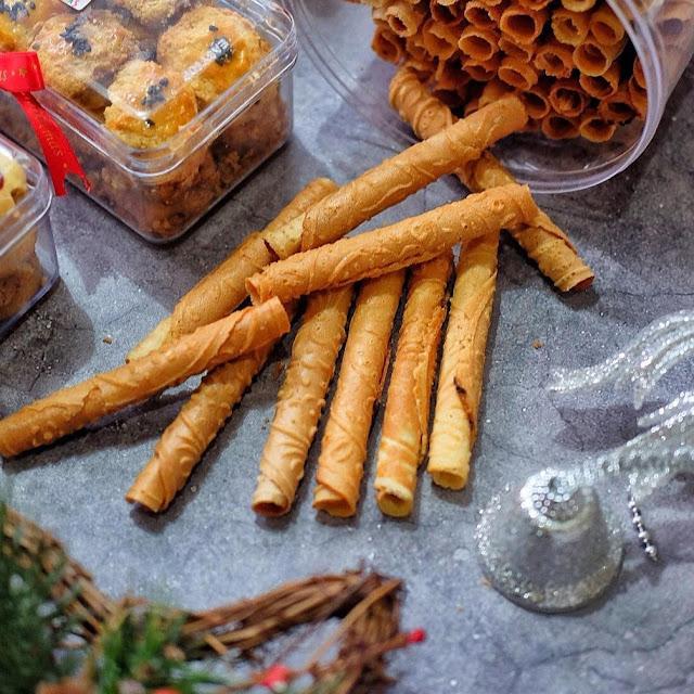 Resep Kue Semprong Renyah dan Lembut
