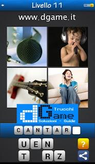 PACCHETTO 4 Soluzioni Trova la Parola - Foto Quiz soluzione livello 11