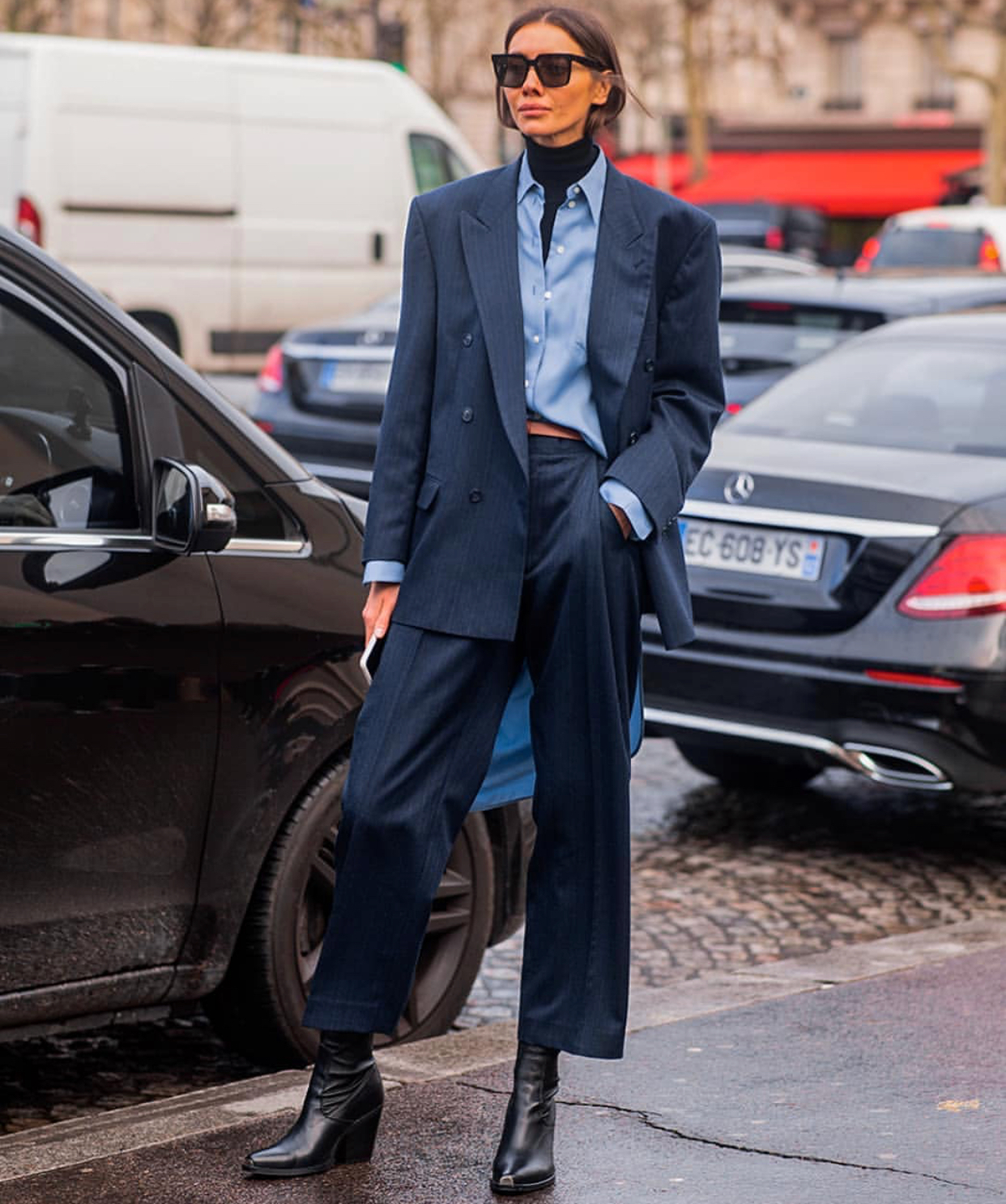 Style Inspiration: Trouser Suits for Springtime & Anytime