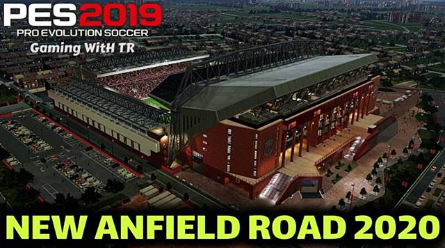 Pes 2019 New Anfield Road Exterior