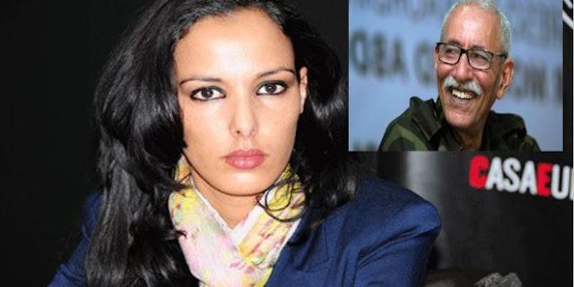 بالفيديو خديجتو محمود تقدم شكاية ضد مغتصبها الانفصالي إبراهيم غالي