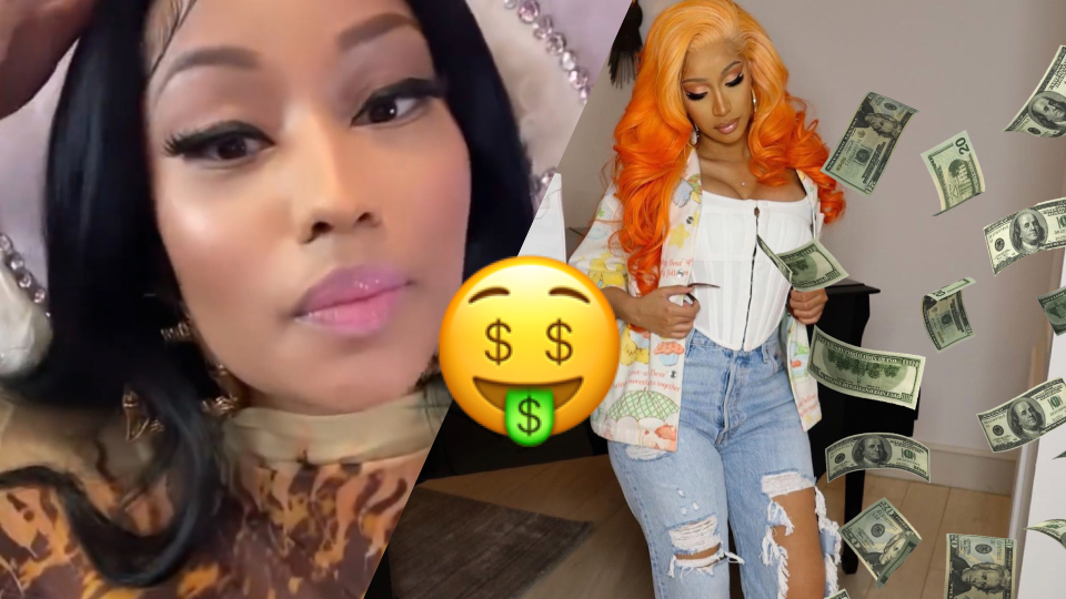 Die Top 4 reichsten Female Rapper!