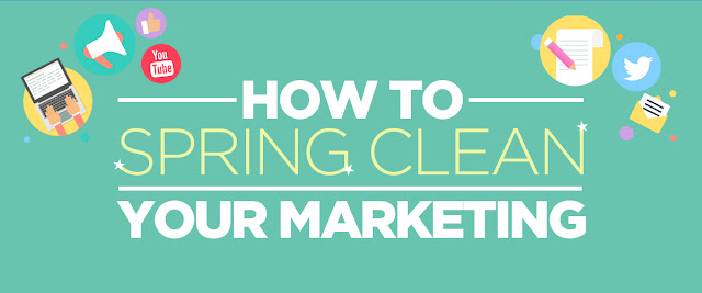 How to Spring Clean Your Marketing