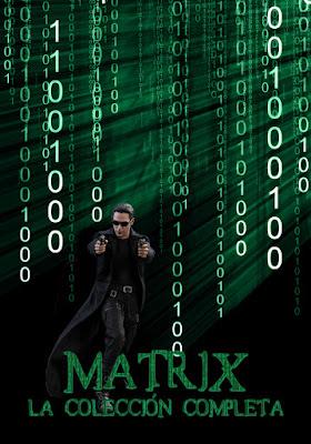 COMBO Matrix Colección DVDHD Dual Latino 5.1 + Sub