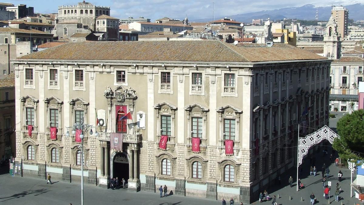 Punti all'ordine del giorno del Consiglio comunale di Catania