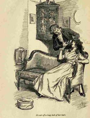 Illustrazione di Hugh Thomson