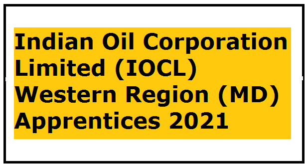 Indian Oil Corporation Limited (IOCL) Western Region (MD)