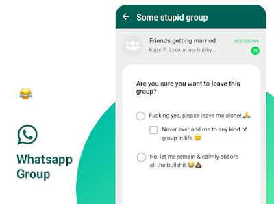 Cara Membaca Pesan Grup Whatsapp Tanpa Diketahui Pengirim tanpa aplikasi