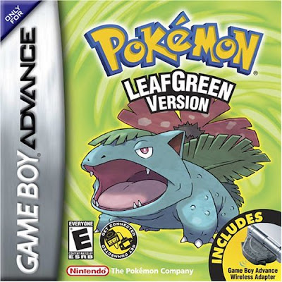 Pokemon Leaf Green Game Shark Codes