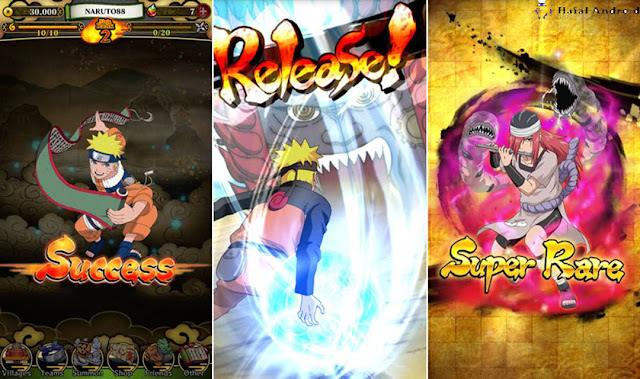 Game Ultimate Ninja Blazing