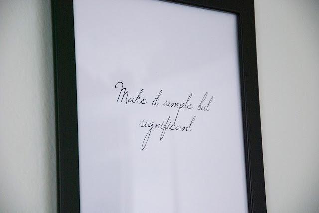desenio make it simple but significant