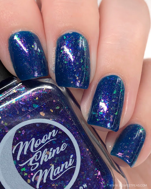 Moon Shine Mani Triumph 25 Sweetpeas