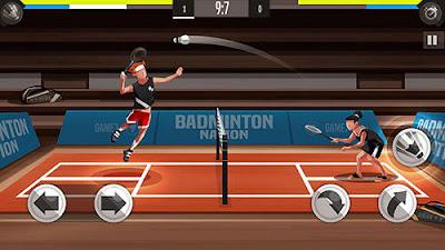 تحميل لعبة كرة الريشة Badminton League مهكرة للأندرويد آخر إصدار