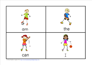 Write The Room Sports Sight Words