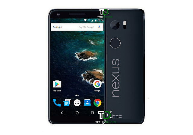 Exclusive: HTC Nexus Marlin Render