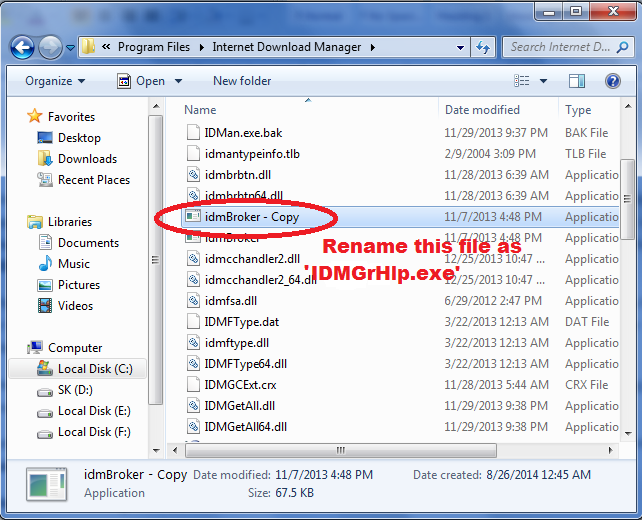 Internet Download Manager Has Been Registered With A Fake Serial Number 2013