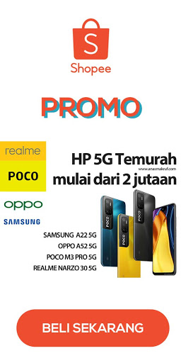 promo hp 5g termurah